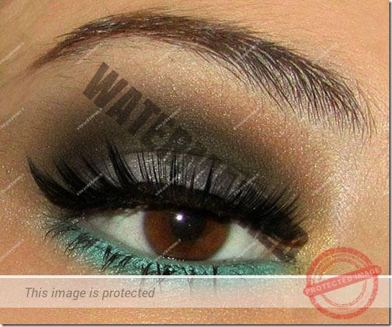 brown eyes makeup 50