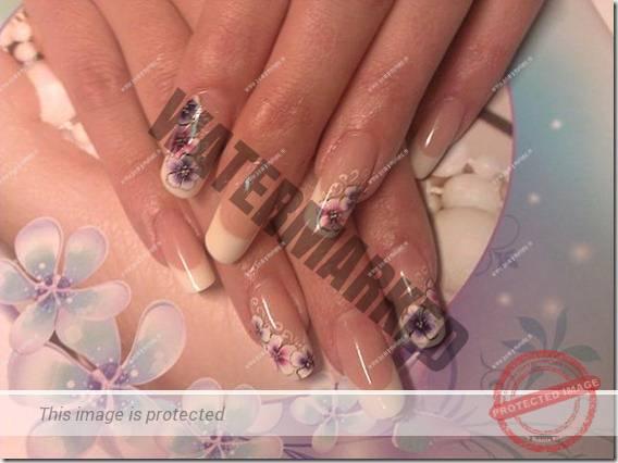 manicure 424