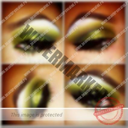 green eyes makeup 11