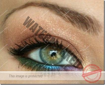 green eyes makeup 16