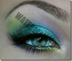 green eyes makeup 18