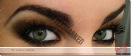 green eyes makeup 21