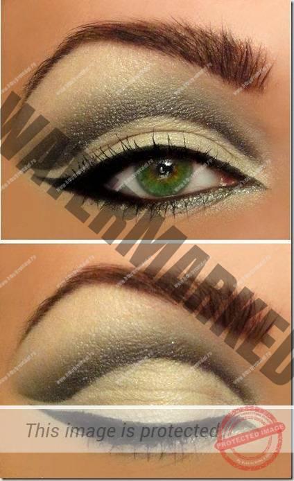 green eyes makeup 29