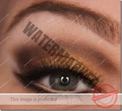 green eyes makeup 35