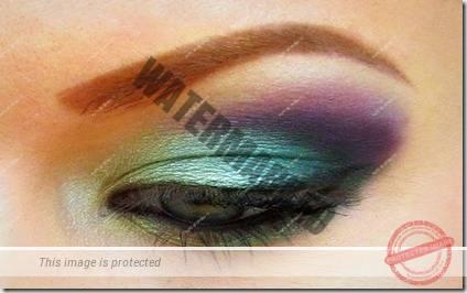 green eyes makeup 44