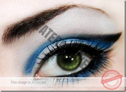 green eyes makeup 55