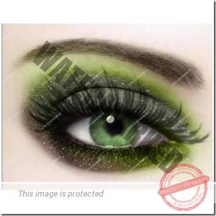 green eyes makeup 56