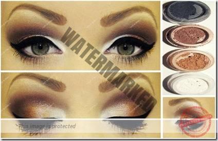 green eyes makeup 59
