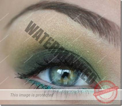 green eyes makeup 61