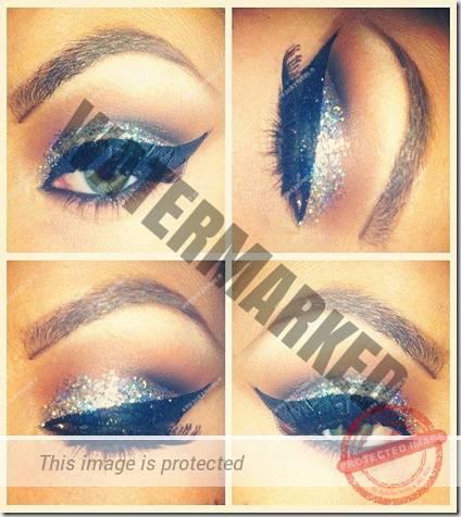 green eyes makeup 62