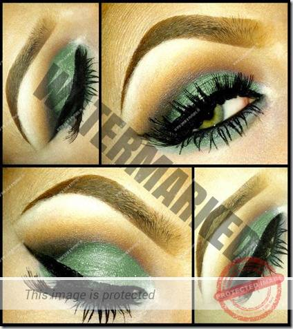 green eyes makeup 64