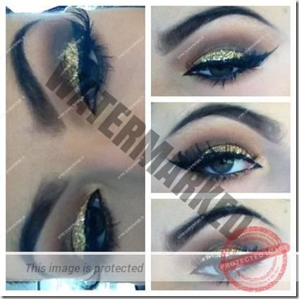 green eyes makeup 67
