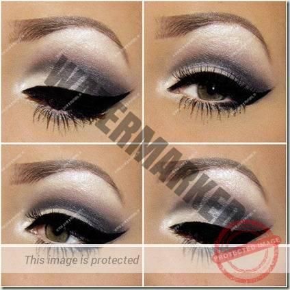 green eyes makeup 69