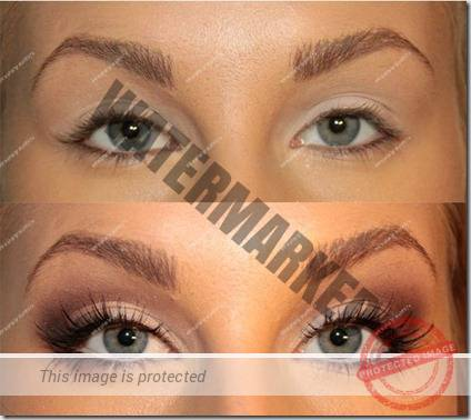 green eyes makeup 73