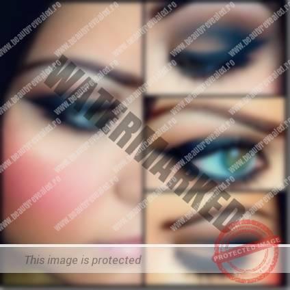 green eyes makeup 74