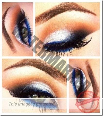 green eyes makeup 77