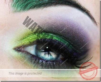 green eyes makeup 78