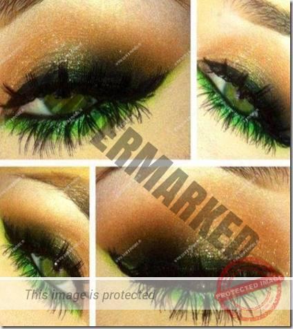 green eyes makeup 82