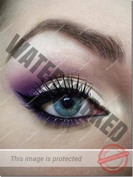 blue eyes makeup 827