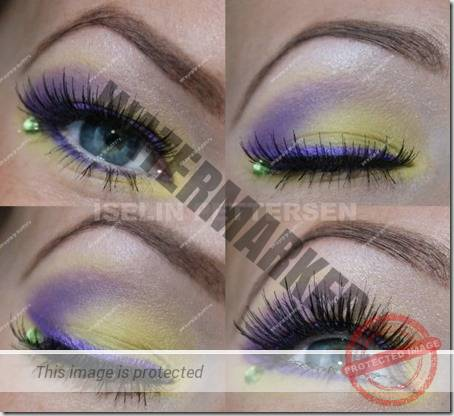 blue eyes makeup 836