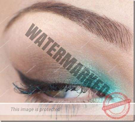 blue eyes makeup 853