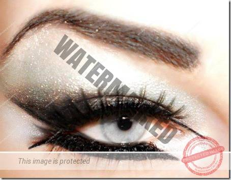 blue eyes makeup 863