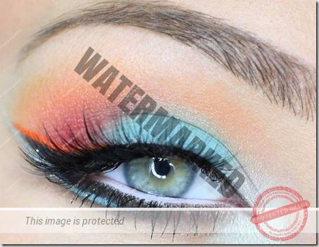 blue eyes makeup 885