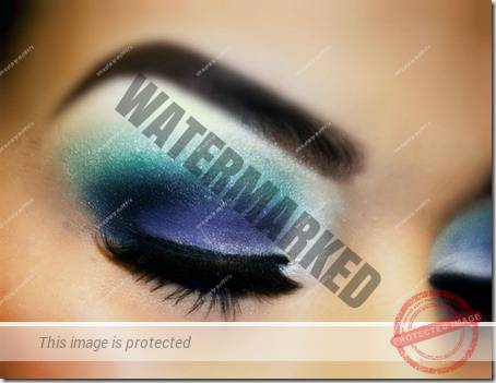 blue eyes makeup 901