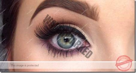 blue eyes makeup 908