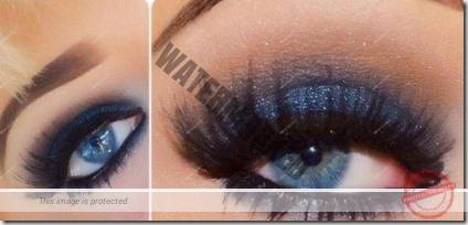 blue eyes makeup 912