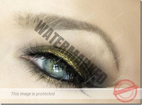 blue eyes makeup 921
