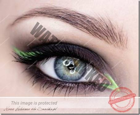 blue eyes makeup 925