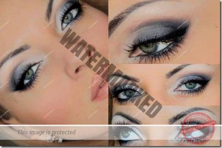 blue eyes makeup 926