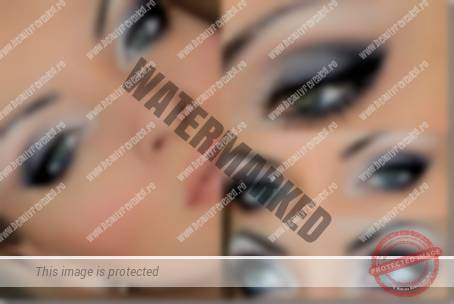 blue eyes makeup 934