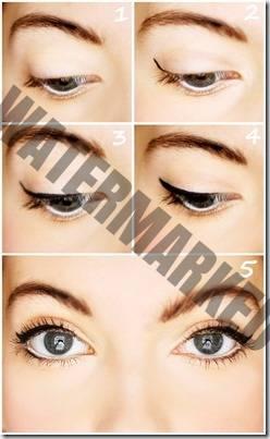 eyeliner-simplu