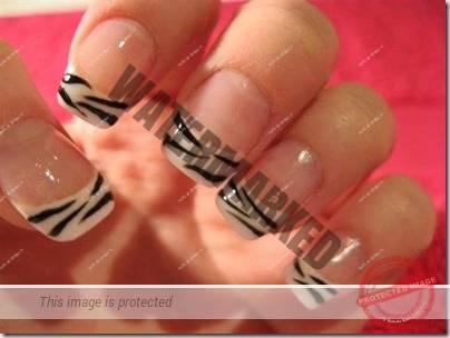 manicure 589