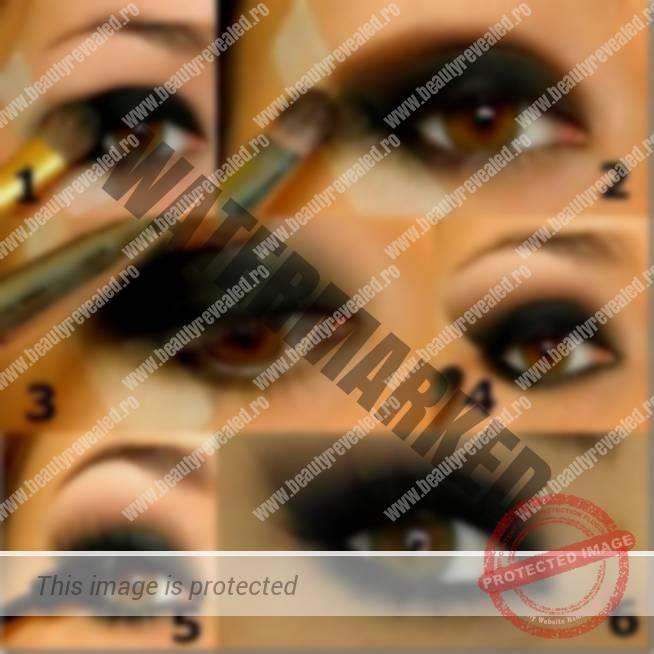 makeup sep by step 128