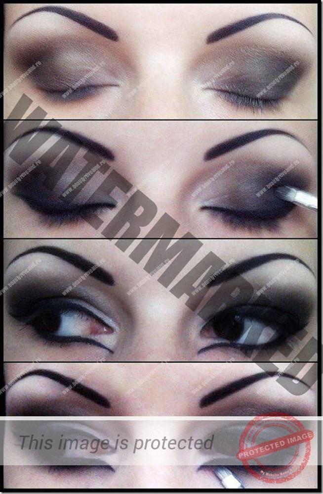 makeup sep by step 58