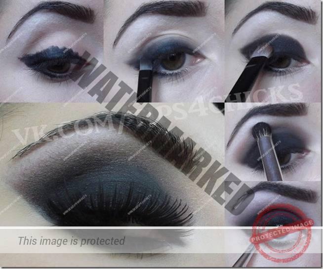 makeup sep by step 72