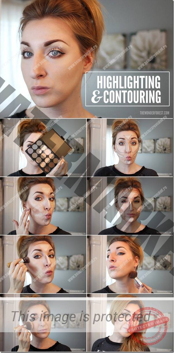 contouring-highlighting-tutorial