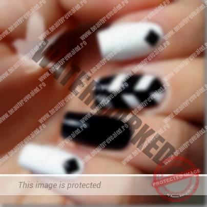 modele-unghii-negre-alb-3