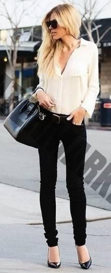 white-shirt-black-trousers-av