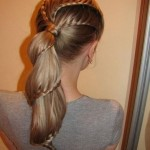 braided hair 14