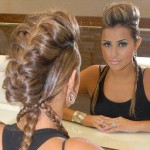 braided hair 18