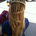 braided hair 22