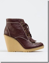 pantofi platforma Bershka 1