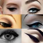 9 Modele superbe de MACHIAJ CU TUS de ochi