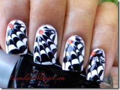 Halloween manicure 11