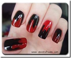 Halloween manicure 16