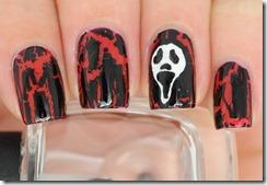 Halloween manicure 18